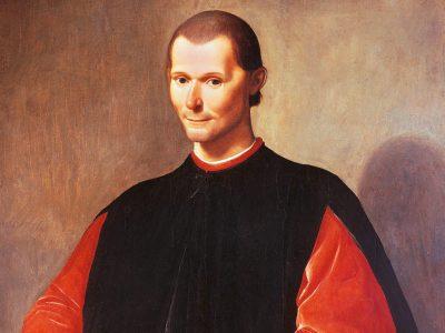 Frasi Niccolò Machiavelli