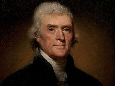 Frasi Thomas Jefferson