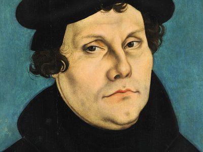 Frasi Martin Lutero